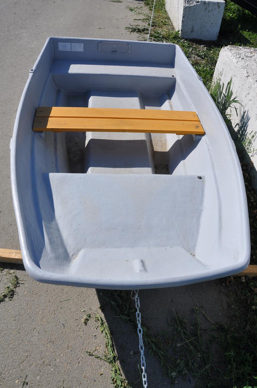 Купить лодку пластиковую в челнах